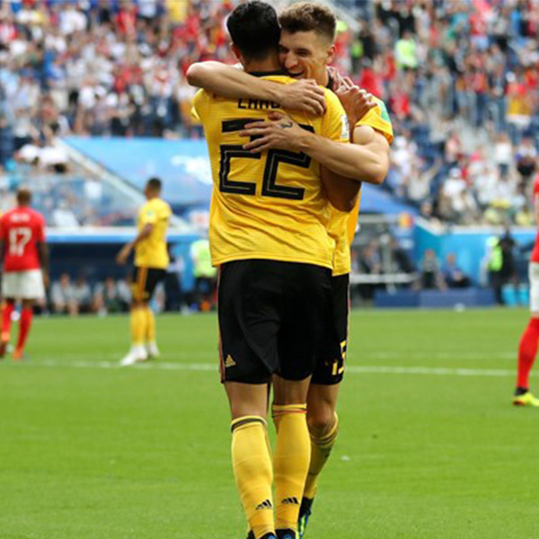 EN VIVO: Inglaterra vs. Bélgica