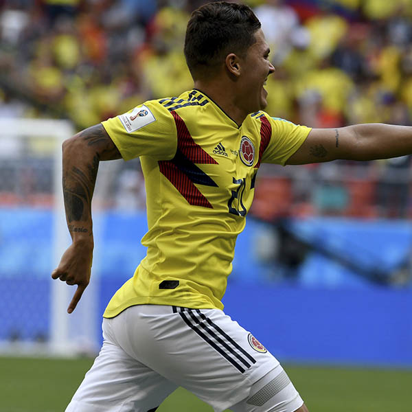'Juan Fer', nominado por la FIFA